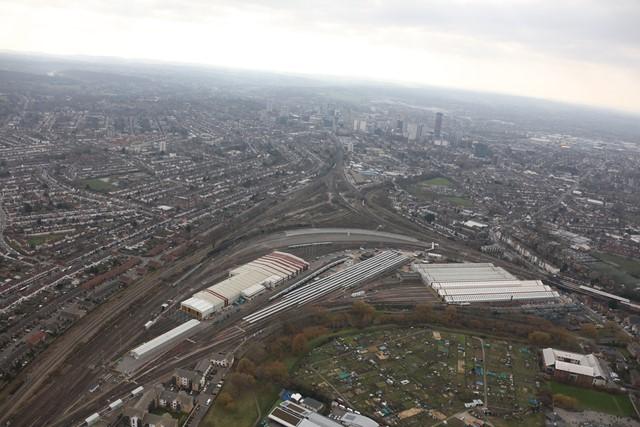 Croydon bottleneck / Selhurst triangle 2