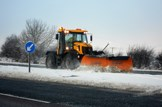FM praises severe weather workers: Resilience-snow-plough