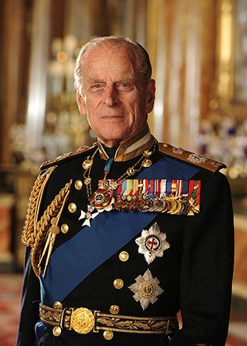 HRH The Duke of Edinburgh - Tribute from East Riding of Yorkshire Council: HRH The Duke of Edinburgh - Uniform