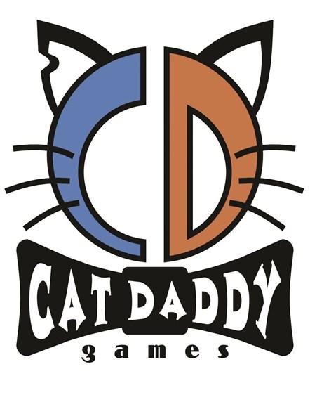 Cat Daddy Games Logo