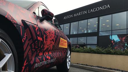 Aston Martin Lagoda