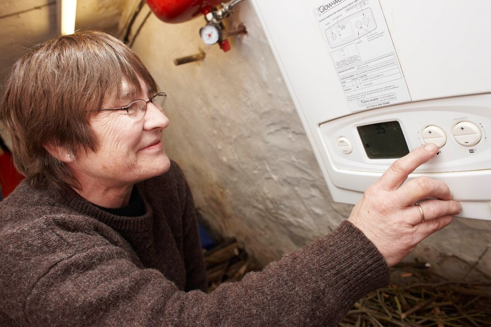 Council scheme offers grants to improve energy efficiency at home: Ryedale Energy-Saver scheme