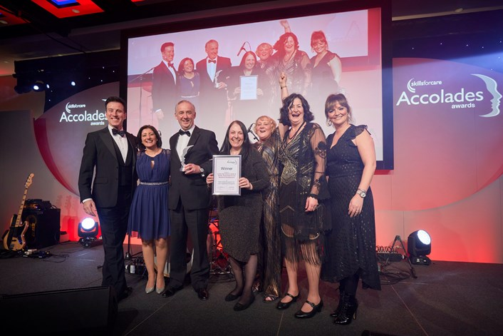 Leeds City Council wins national care award: leedscitycouncil3.jpg