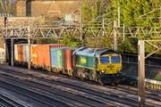 TfL Image - Rail freight