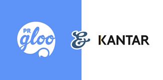 PRgloo Unveils Exclusive Partnership with Kantar Media: PRgloo & Kantar Media