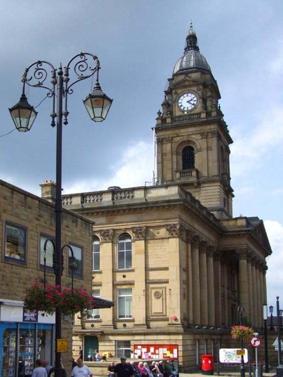 Major regeneration boost for Morley: Morley Town Hall