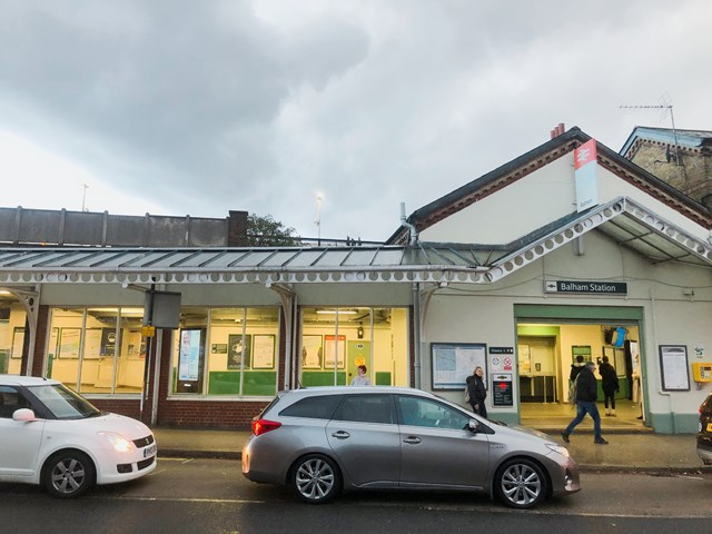 Network Rail start £2.6m revamp of Balham station, making it fit for the 21st century: Balham station