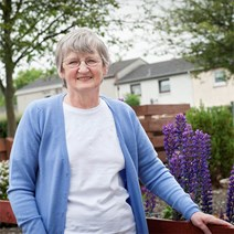 Betty Taylor - organ donation case study