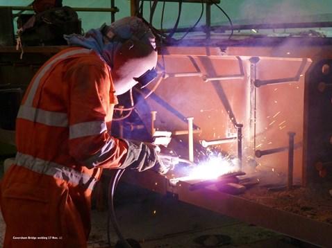 Sparks fly on Caversham bridge project!