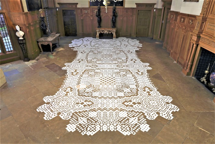 Spectacular salt patterns rediscover mansion's rich history: belowthesalt.jpg