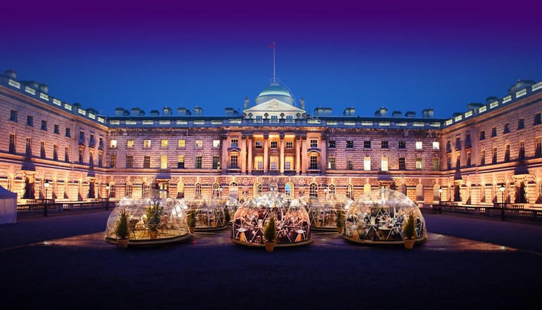 Visit London's pick of the top Christmas experiences yule not want to miss this season
