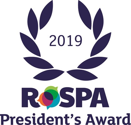 Siemens Power Generation Services wins prestigious RoSPA President's Award for Health and Safety: 2019 President's Award