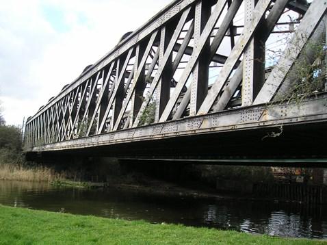 Bridge over River Lea 1