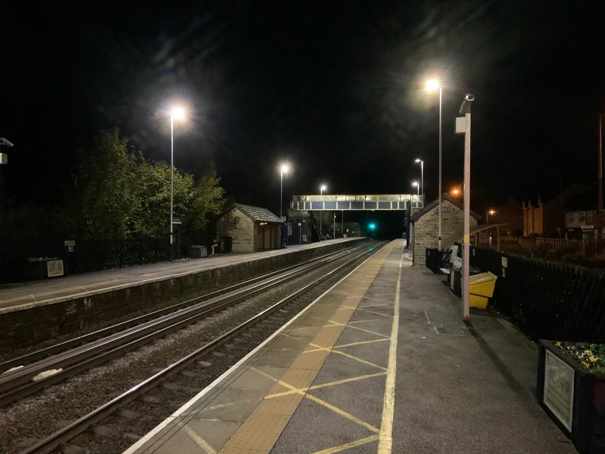 Dronfield LED lighting