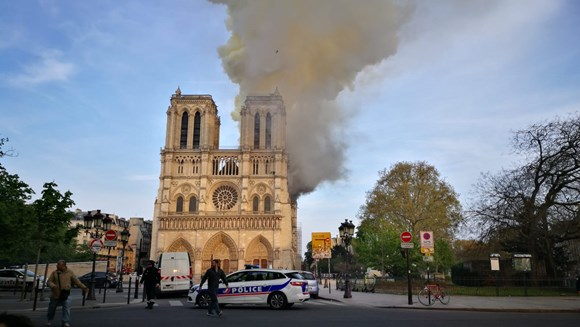 One year on, how is London prepared to prevent another Notre Dame?: IMG-20200414-WA0001