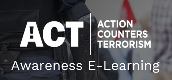 Police call on public to sign up for free counter terrorism training: ACT Awareness