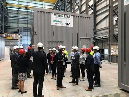 Major milestone met on Moray East Offshore Windfarm project: JGC3