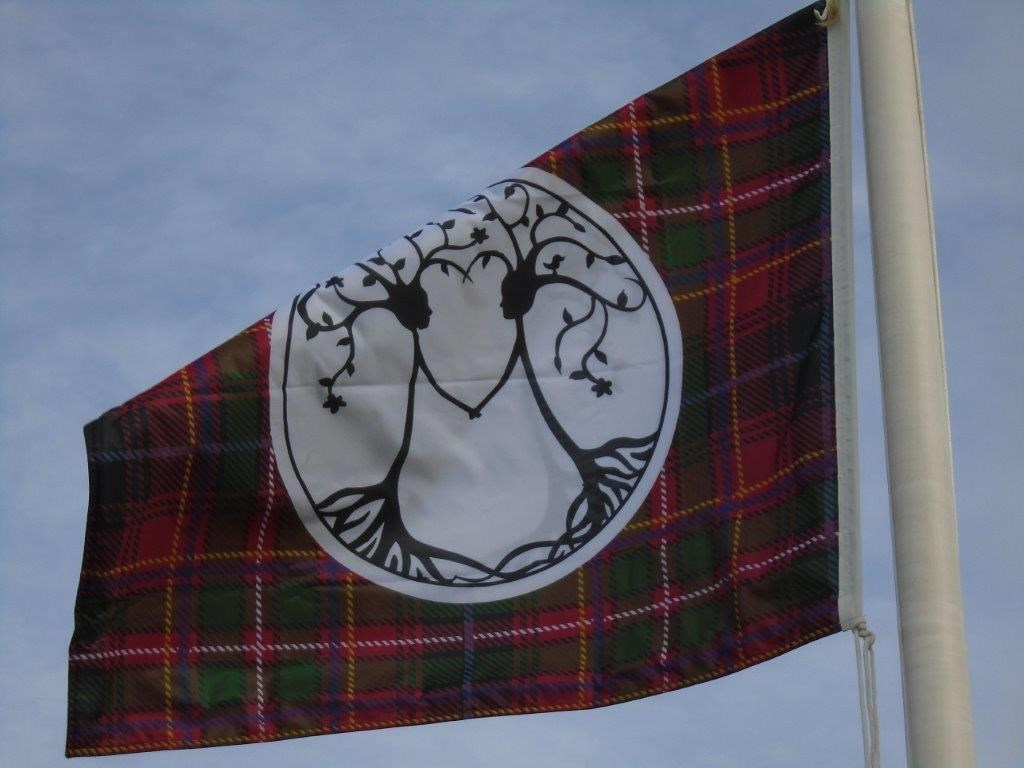 Care Day flag