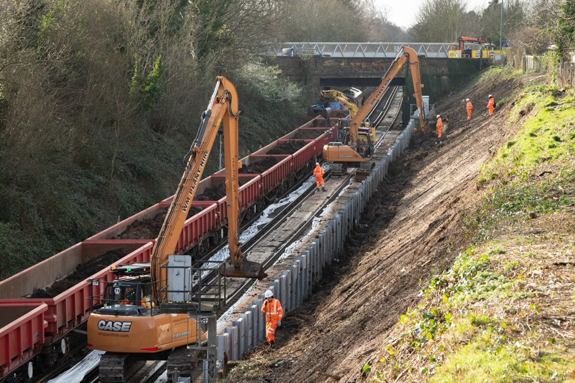 Network Rail reminds passengers to plan ahead over August Bank Holiday weekend: Engineering works
