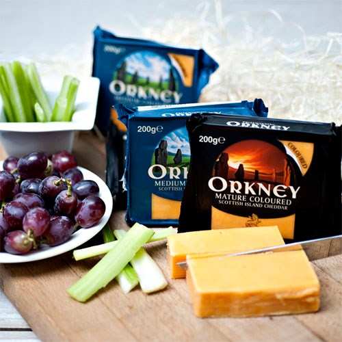 Orkney Mature Cheddar: Copyright  Kerrie Hull Account Director   Multiply 26 Palmerston Place Edinburgh EH12 5AL E: kerrie.hull@multiplyuk.com   Direct: 0131 718 0579 Switchboard: 0131 718 0550