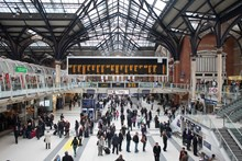 London Liverpool Street station