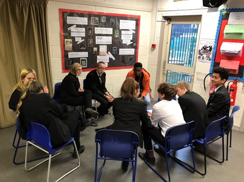 Network Rail continues safety workshops in schools