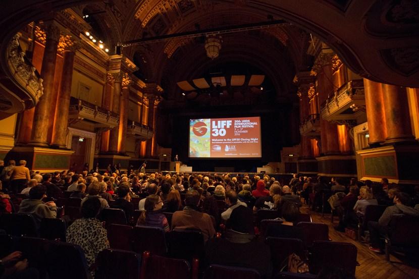 Lights! Camera! Action as Leeds International Film Festival gets underway: liffclosingnight25of31.jpg