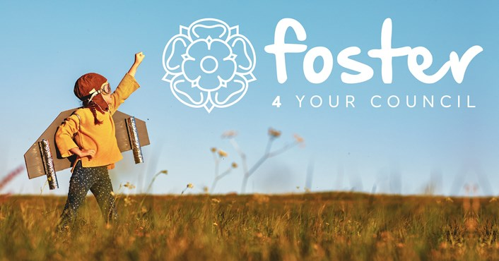 Yorkshire councils unite for vital push on fostering: Foster4YourCouncil young boy image-min