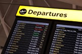 Flights between Scotland and Isle of Man take off: Transport-airport-departures