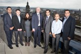 Strengthening Scotland's India links: External Affairs Minister Humza Yousaf meets Indian students studying at Strathclyde University and announces he will visit India to strengthen Scotland's links with the country.<br /><br />Photographer - <br />Ashley Coombes<br />07887676002