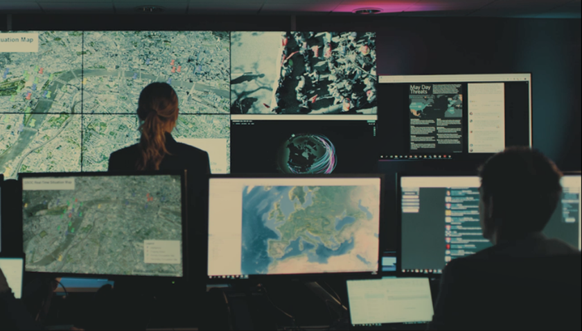 Mitie's Global Security Operations service