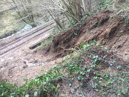 URGENT RAIL UPDATE – 5pm Tuesday 18 February: Some lines reopen but passengers urged to check for delays or cancellations as poor weather set to continue into Wednesday and Thursday: Ebbw Vale Line