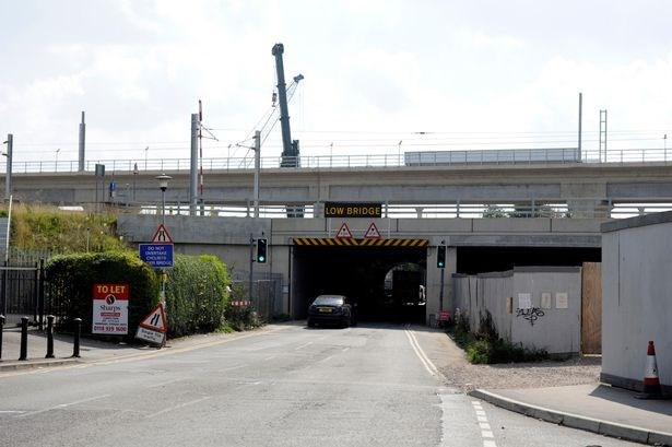 Traffic bottleneck in Reading to be removed after railway bridge upgrade: Cow Lane-4