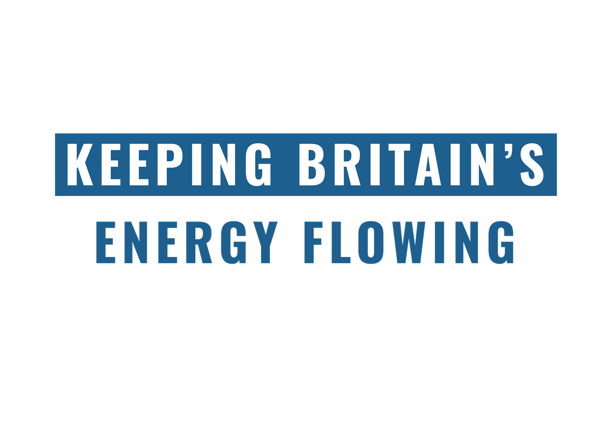 Keeping Britain's Energy Flowing: ENA's public information campaign slogan