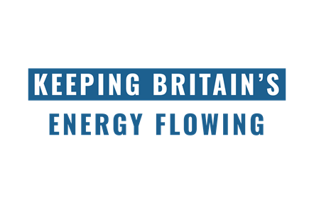 Keeping Britain's Energy Flowing: ENA's public information campaign slogan