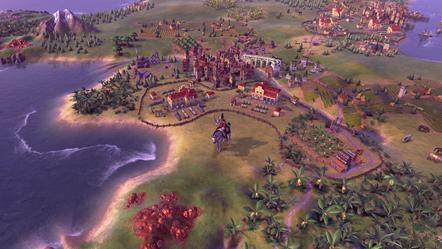 Civilization VI - New Frontier Pass - Maya & Gran Colombia Pack - Comandante Generale
