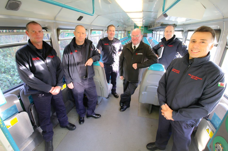 Free travel for all emergency service workers this Christmas and New Year: FireServiceTravel