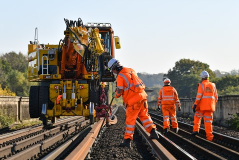 Brighton Mainline Upgrade Ouse Valley Oct 10  (40)