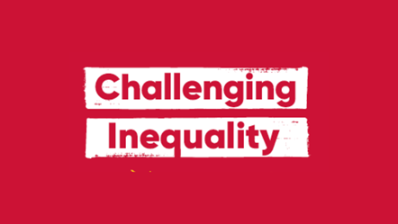 Islington Council's Challenging Inequality logo