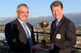 Salmond hails legacy as he welcomes Ryder captains: Ryder Cup Legacy