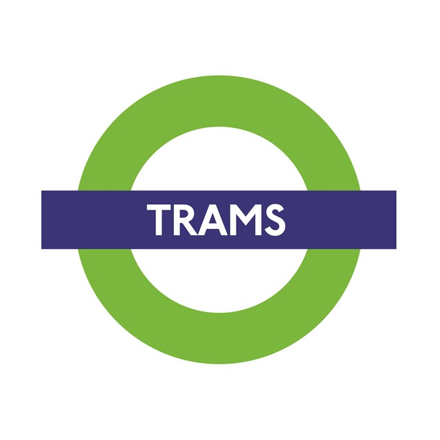 TfL Image - Trams Roundel