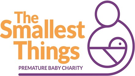 Islington Council awarded Employer with Heart accreditation for premature baby policy: The Smallest Things logo