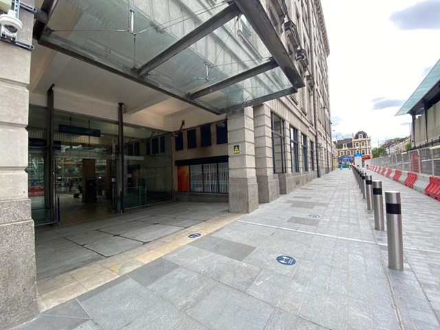 Paddington Entrance 2