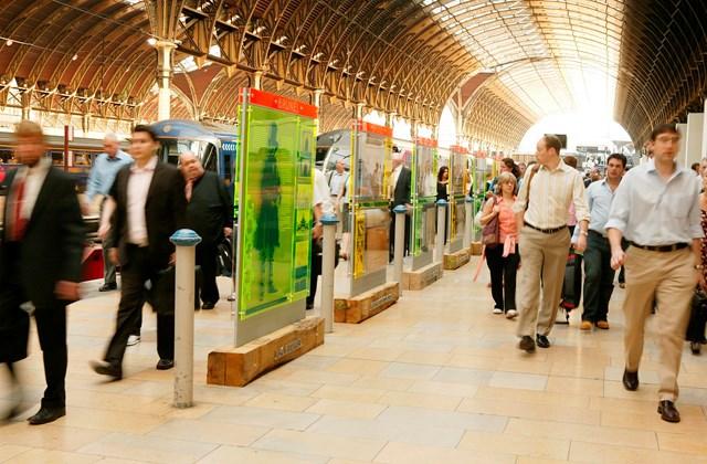 Brunel Exhibition at Paddington: Brunel Exhibition at Paddington