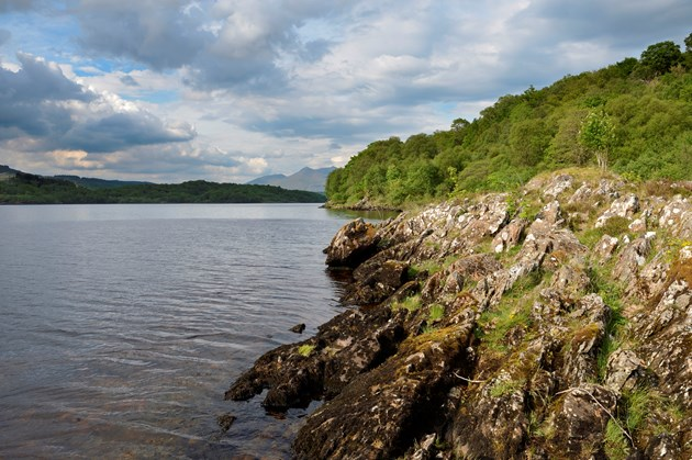 Have your say on Loch Awe's eco-tourism future: LochAwe-D698 - credit SNH-Lorne Gill