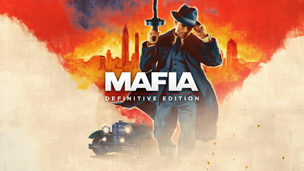 See Mafia: Definitive Edition's First Official Narrative Trailer Now: MAFIA1DE KEY ART WIDE