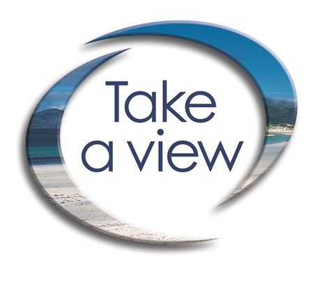 Take a View logo