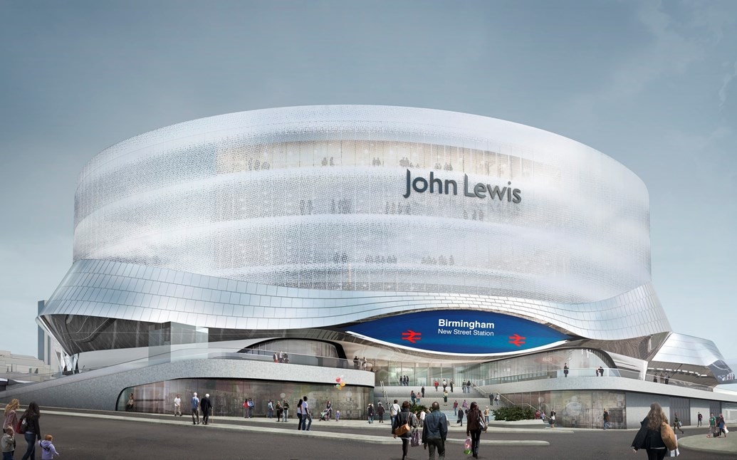 Grand Central And Birmingham New Street To Open In