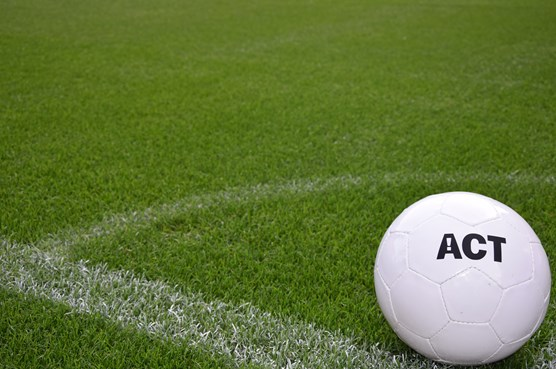 Football fans urged to 'Know the Game Plan' as new season gets underway: Ball grass 2