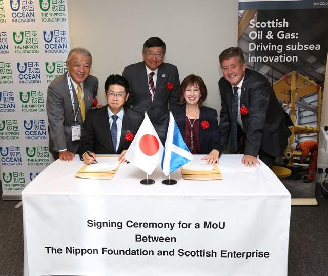 Nippon Foundation - Keith Brown